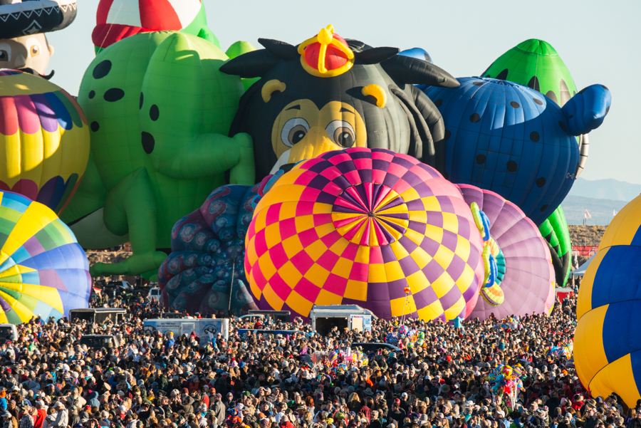 2017 International Balloon Fiesta