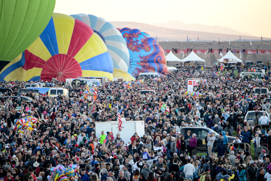 2018 International Balloon Fiesta