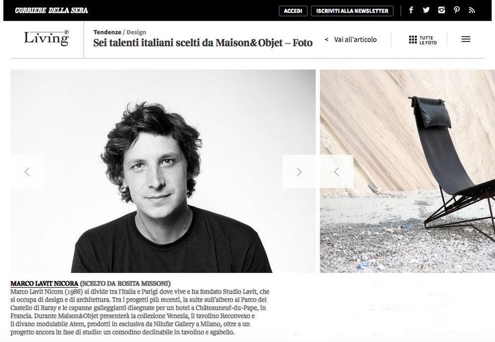 Atelier LAVIT - Living Corriere della Sera.jpg