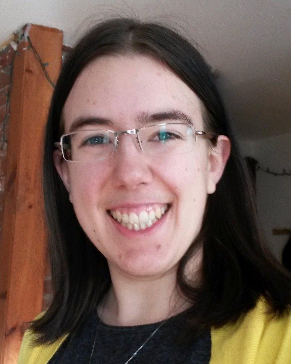 Jennifer Gaines    PhD candidate in computational biology & bioinformatics   Head of advertising