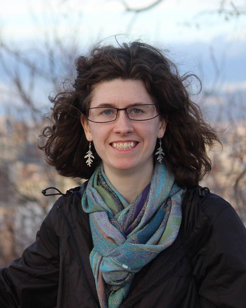 Bridget Hegarty    PhD candidate in chemical & environmental engineering   Symposium chair