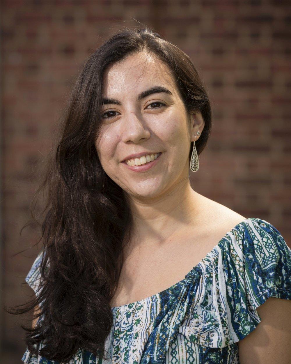 Estella Barbosa de Souza    PhD candidate in physics   Registration & YaleConnect administrator