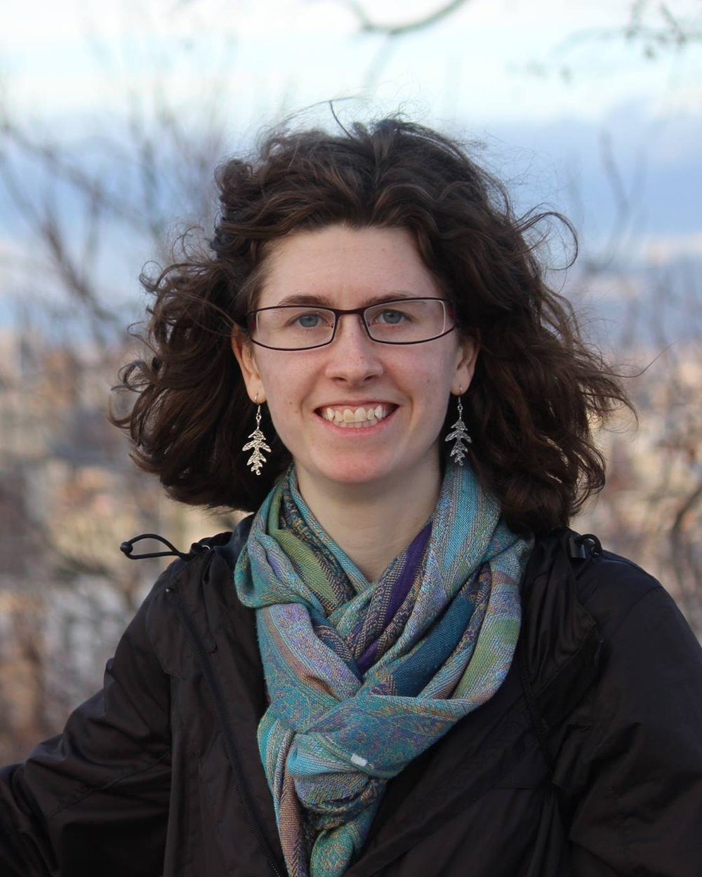 Bridget Hegarty    PhD candidate in chemical & environmental engineering   Symposium co-chair