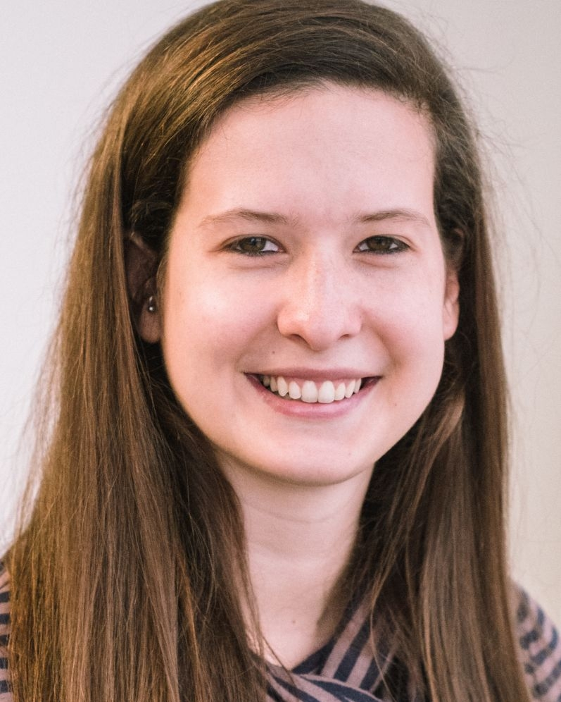 Rebecca Brenneis    PhD student in chemical & environmental engineering   Catering and room logistics coordinator