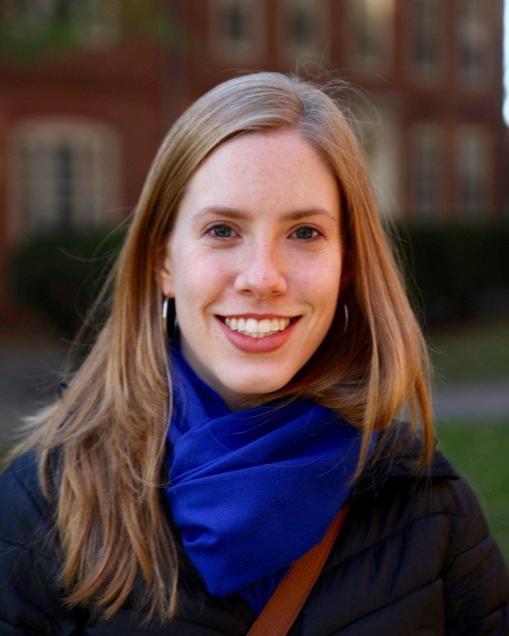 Anna Hagstrom    PhD candidate in chemical & environmental engineering   Head of graphics & printed media