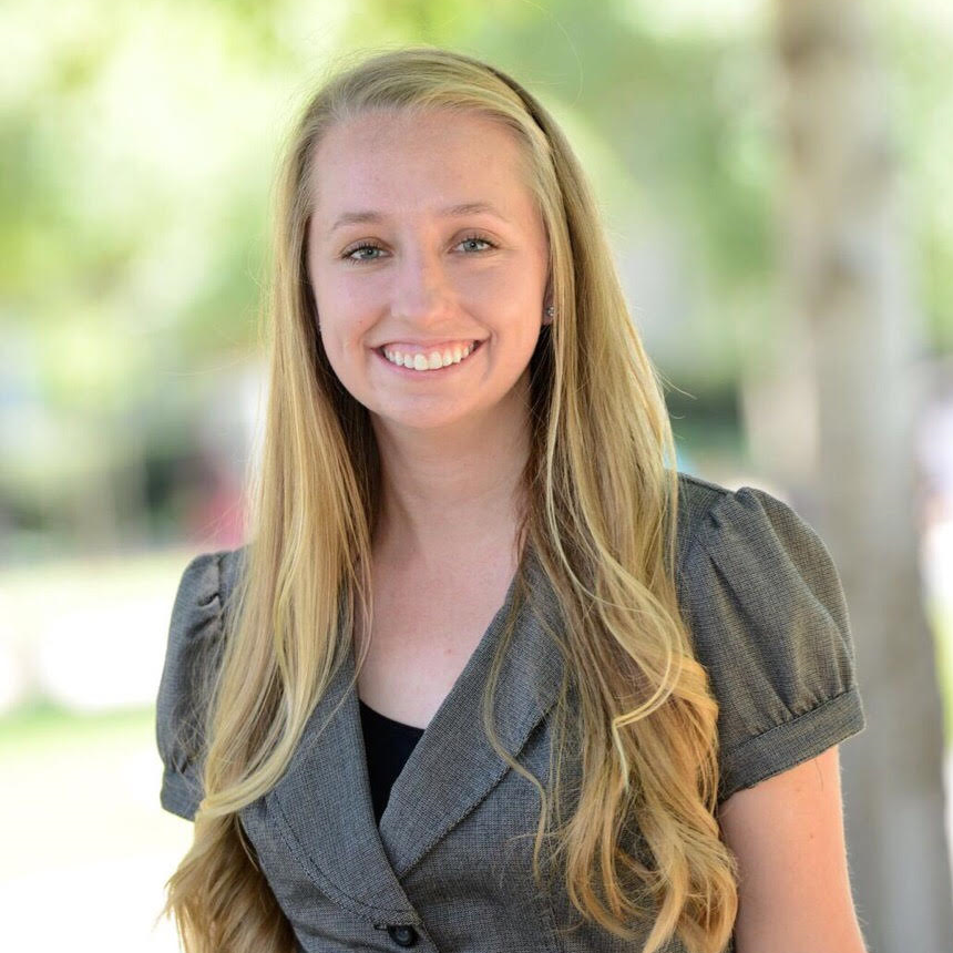 Julianne Rolf    PhD student in chemical & environmental engineering   Symposium co-chair