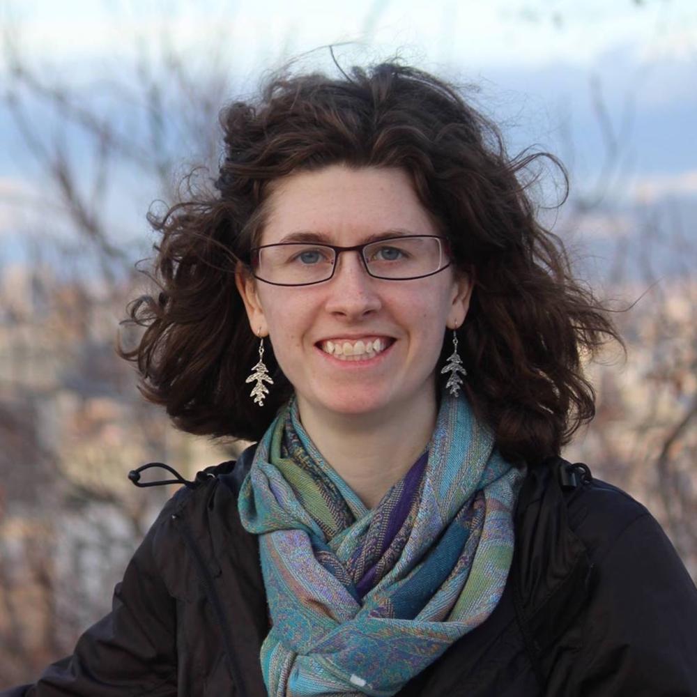 Bridget Hegarty    PhD candidate in chemical & environmental engineering   Advisor