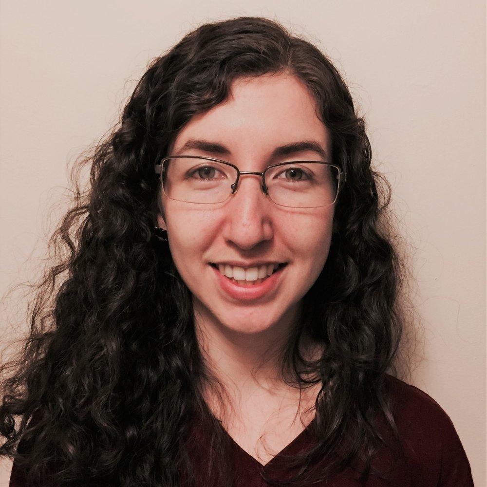 Cathy Amaya    PhD student in Molecular Biophysics and Biochemistry Department