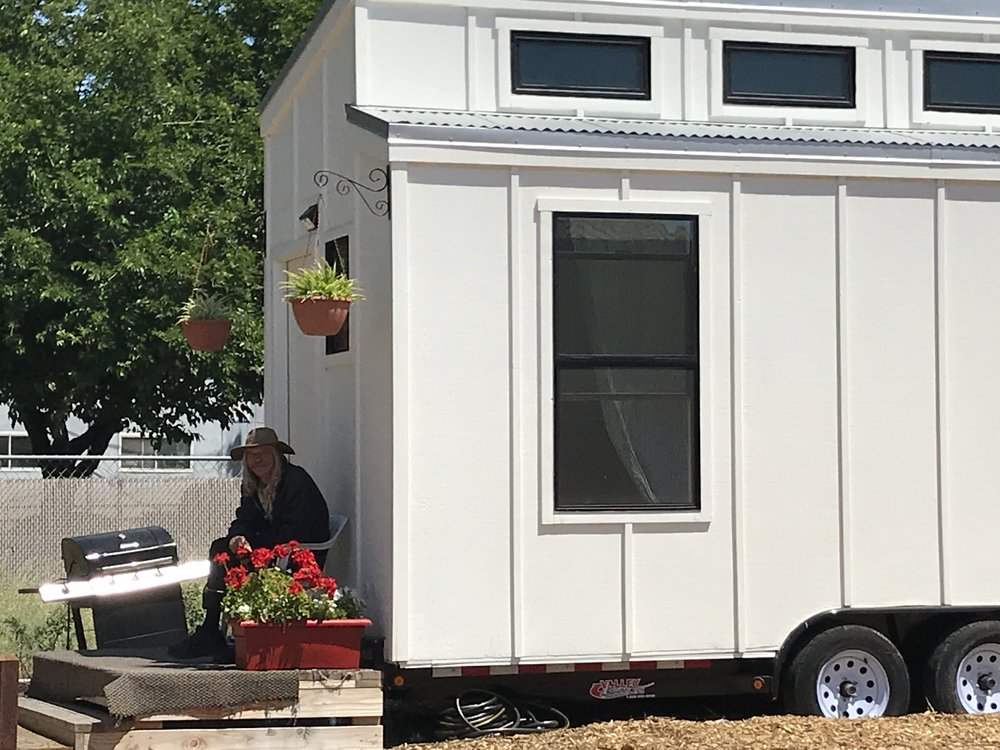 Tiny Homes save Lives!