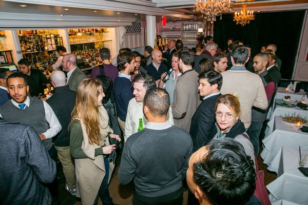 January 7, Crypto Monday, Bagatelle NYC