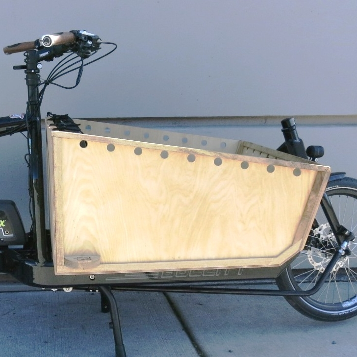 Modern Wood Box