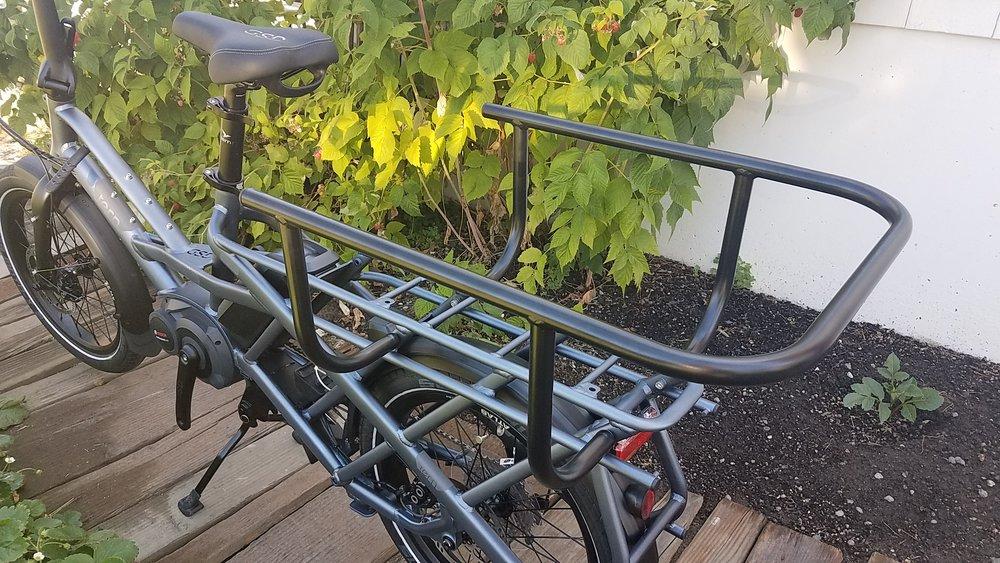 CycleFab Safety Rail