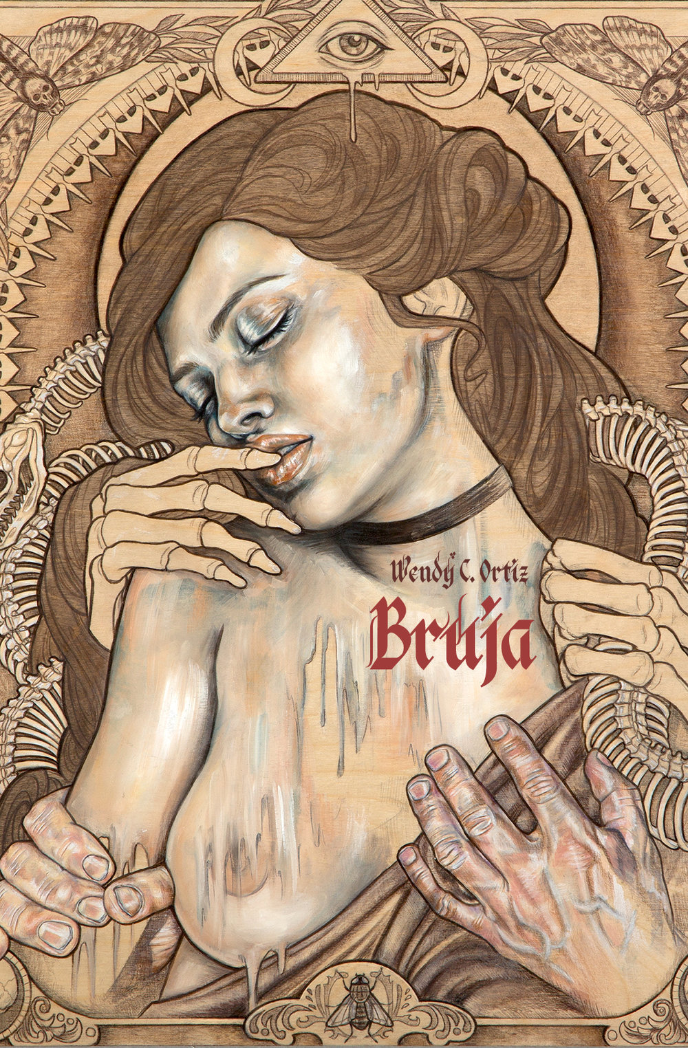 Bruja by Wendy C. Ortiz (Civil Coping Mechanisms, 2016)