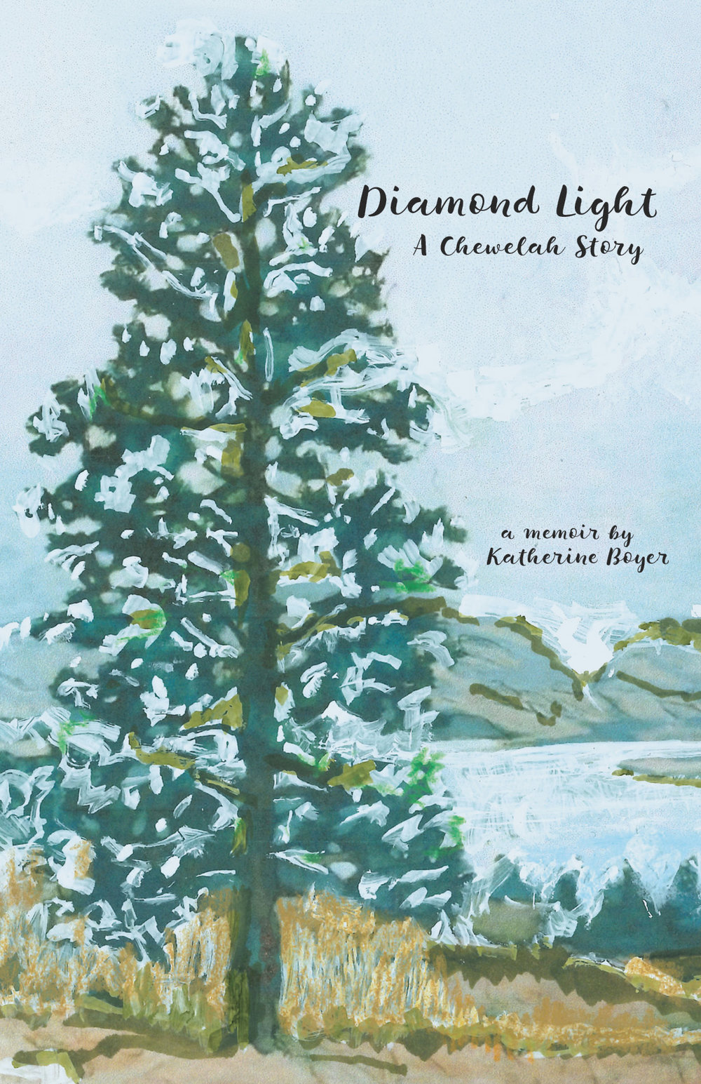 Diamond Light by Katherine Boyer (Blue Jay Press, 2017)