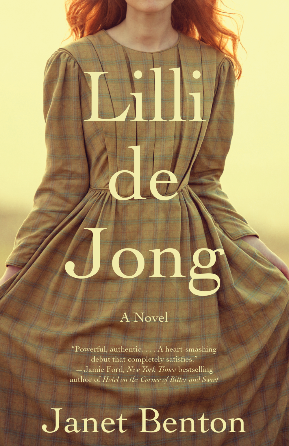 Lilli de Jong by Janet Benton (Anchor Books, July 2018)