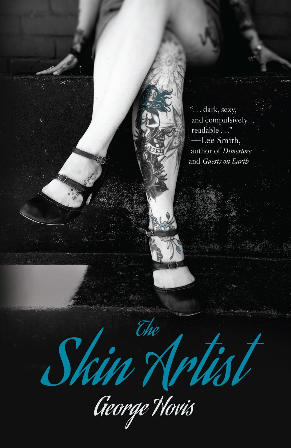 The Skin Artist by George Hovis (April 2019, SFK Press)