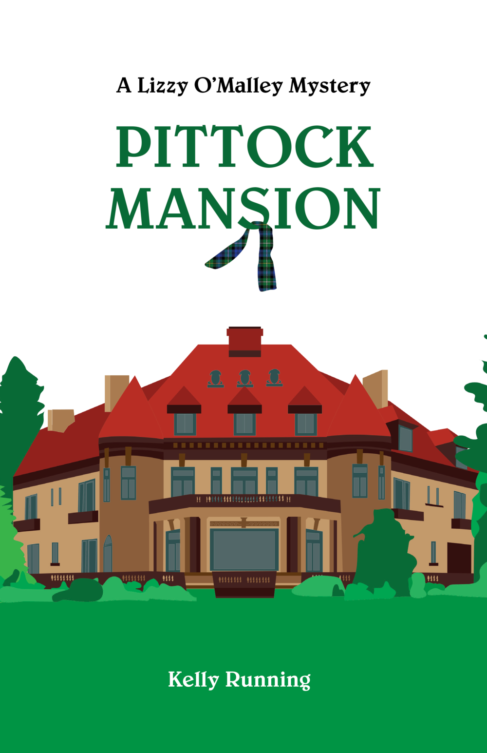 Pittock Mansion by Kelly Running (April 2019)
