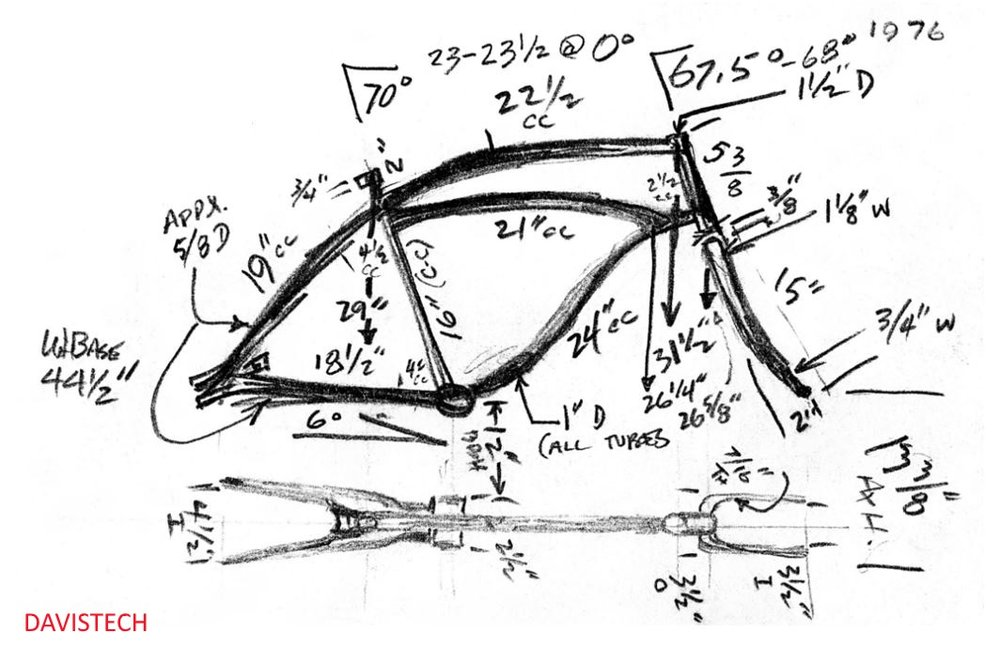 SolidWorks Project - Bicycle Frame — Mark Graham