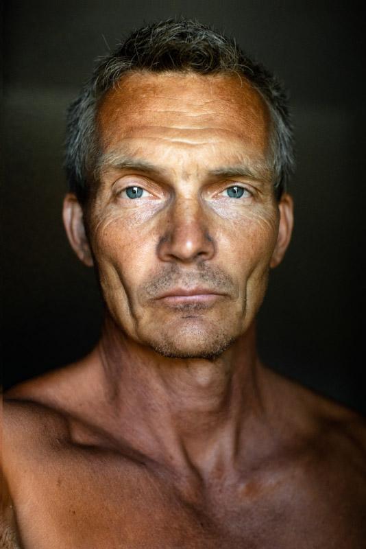MItarbeiterportrait eines Mannes