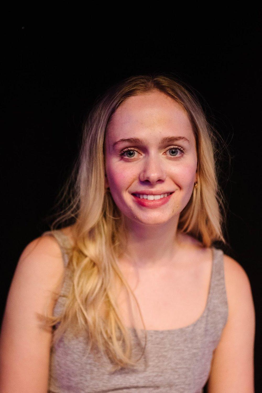 Tessa Albertson - 2017-present: Publicity Director