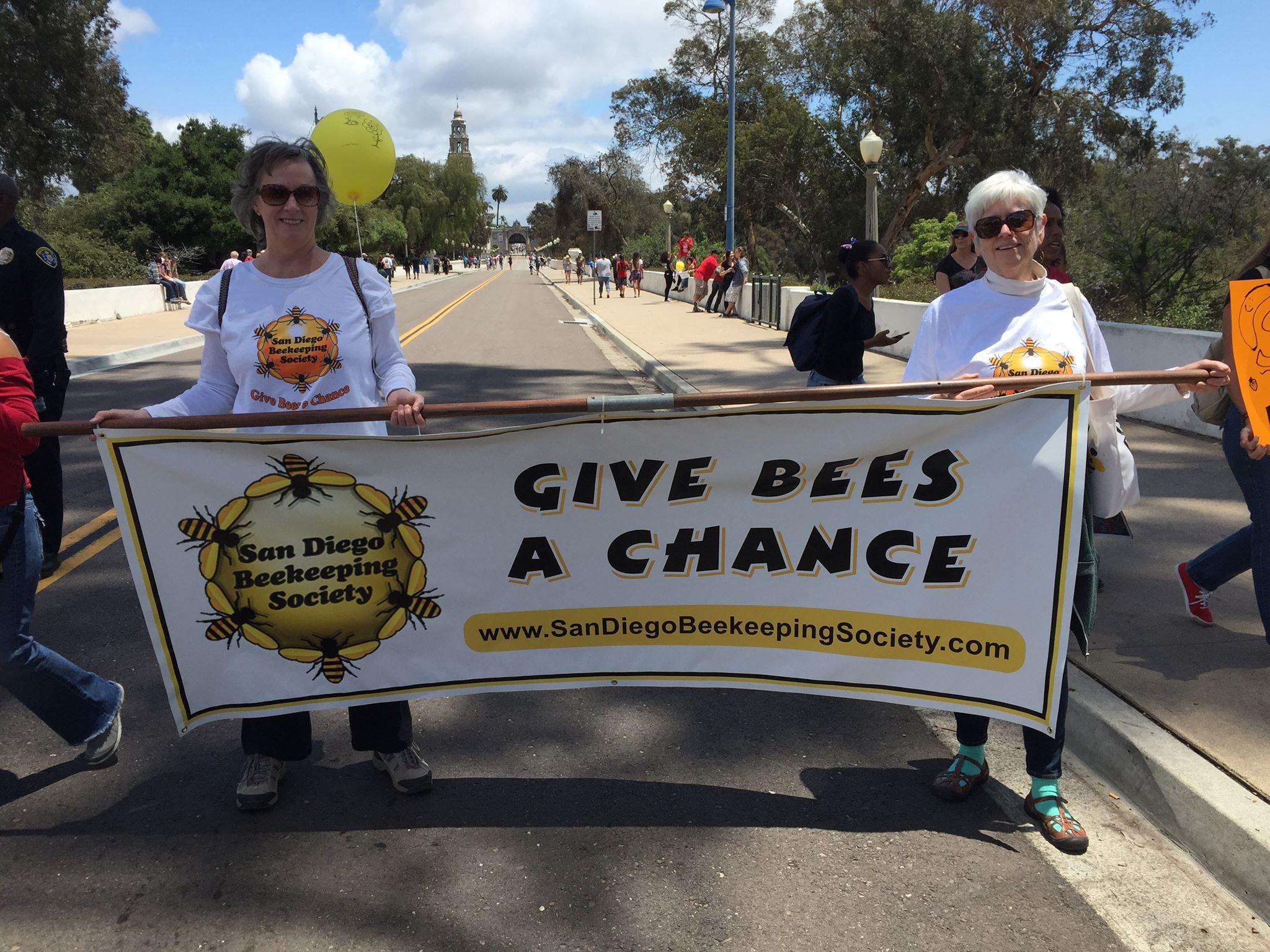 San Diego Beekeeping Society