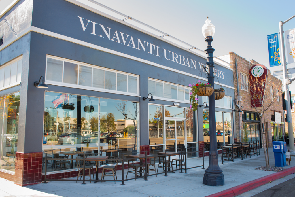 Vinavanti Urban Winery, San Diego