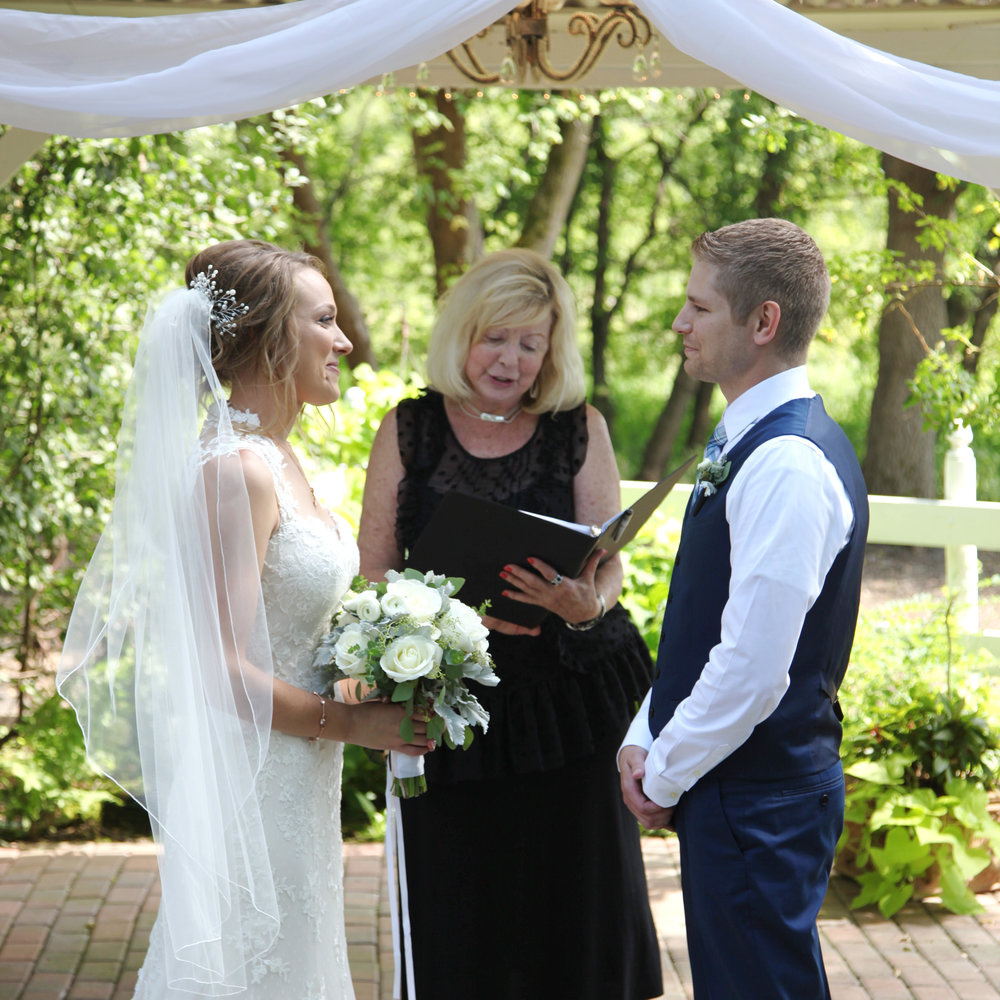 Gazebo Weddings -