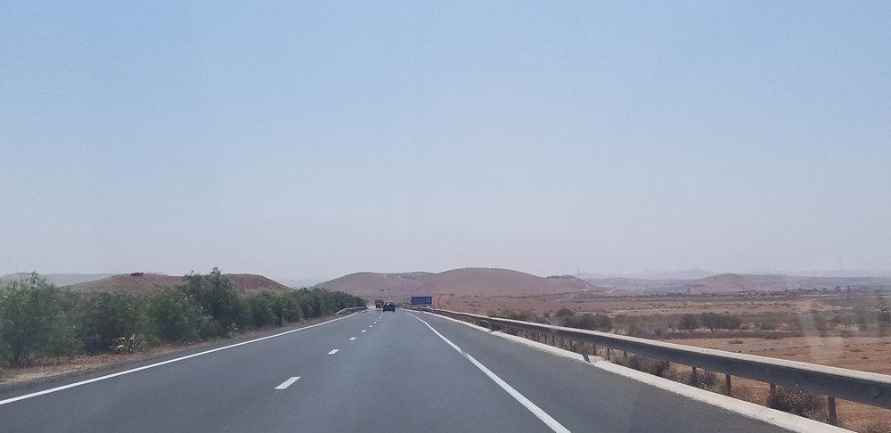 Moroccan Road Trip!