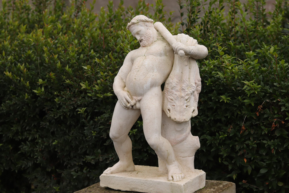 Even the ancients had a sense of humor… and idolized the hedonistic nature of man