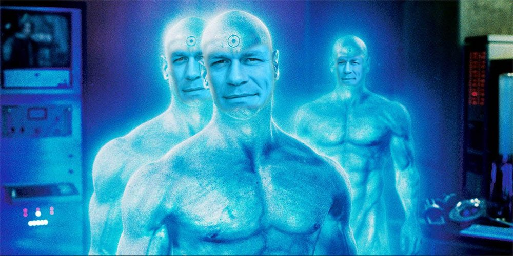 JOHN CENA AS DR. MANHATTAN?
