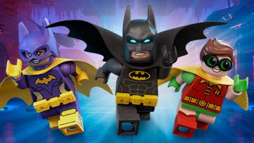 LEGO BATMAN 2017