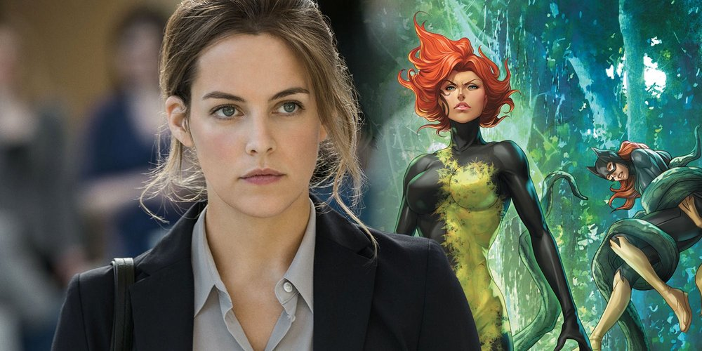 Riley Keough gunning for Poison Ivy