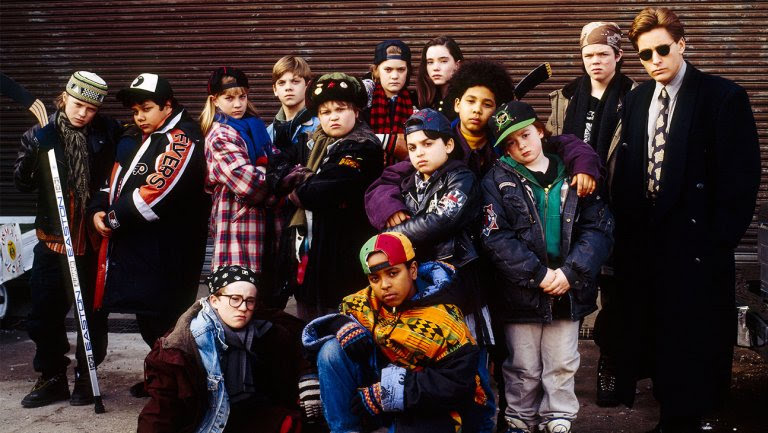 THE MIGHTY DUCKS BEING TURNED INTO TV SHOW