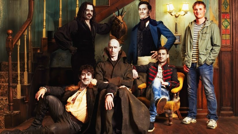 WHAT WE DO IN THE SHADOWS TELEVISION SHOW ON FX