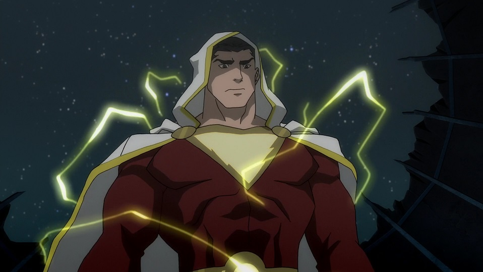 Shazam! from Justice League War