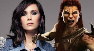 Kristen Wiig to play Cheetah in Wonder Woman 2