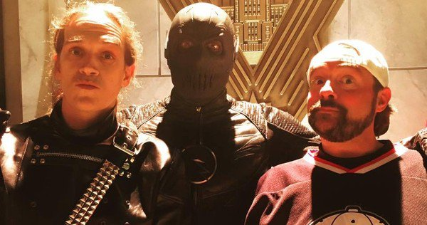 Jason Mewes and Kevin Smith to appear on Flash