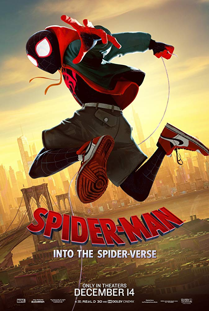 Mild-Mannered Movie Review… - Join us as we talk about our favorite parts of Spider-Man: Into the Spider-Verse along with what we would like to see next in this franchise. Enjoy!