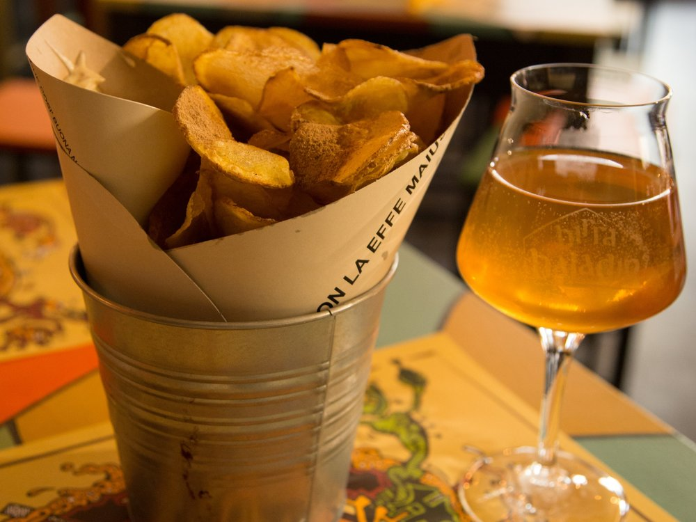 baladin - Baladin is the largest craft brewery in the region and their gastropub serves a wide selection alongside inspired pub food.