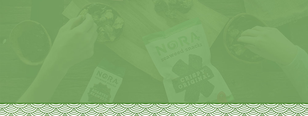 We pride ourselves on finding the right balance of great taste and good source of nutrition inherent in seaweed, we hope you agree! The core of our business is finding the best-tasting snacks—it's all about the flavor! And seaweed is a great source of that elusive umami taste you may have heard about. -