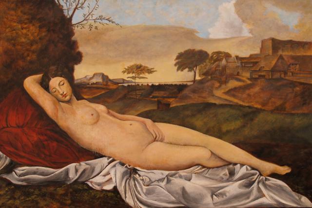 Copy of a Giorgione