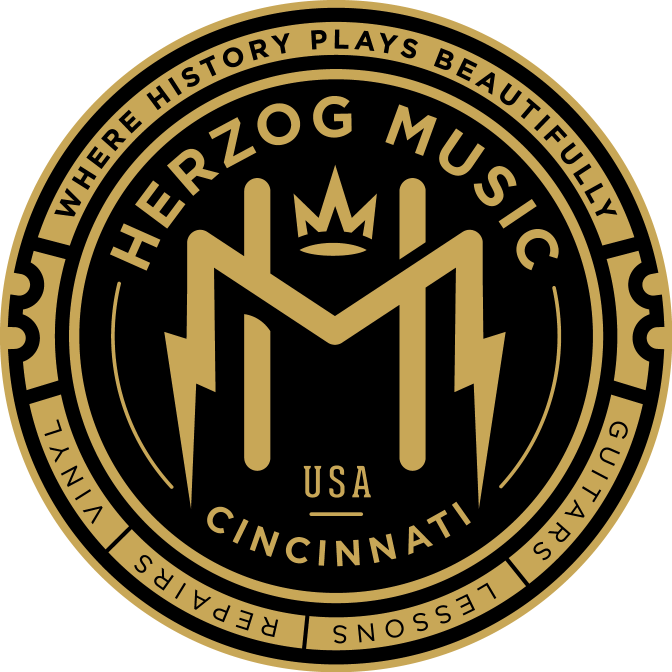 Herzog Music - Lessons, Outreach, Records and Gear