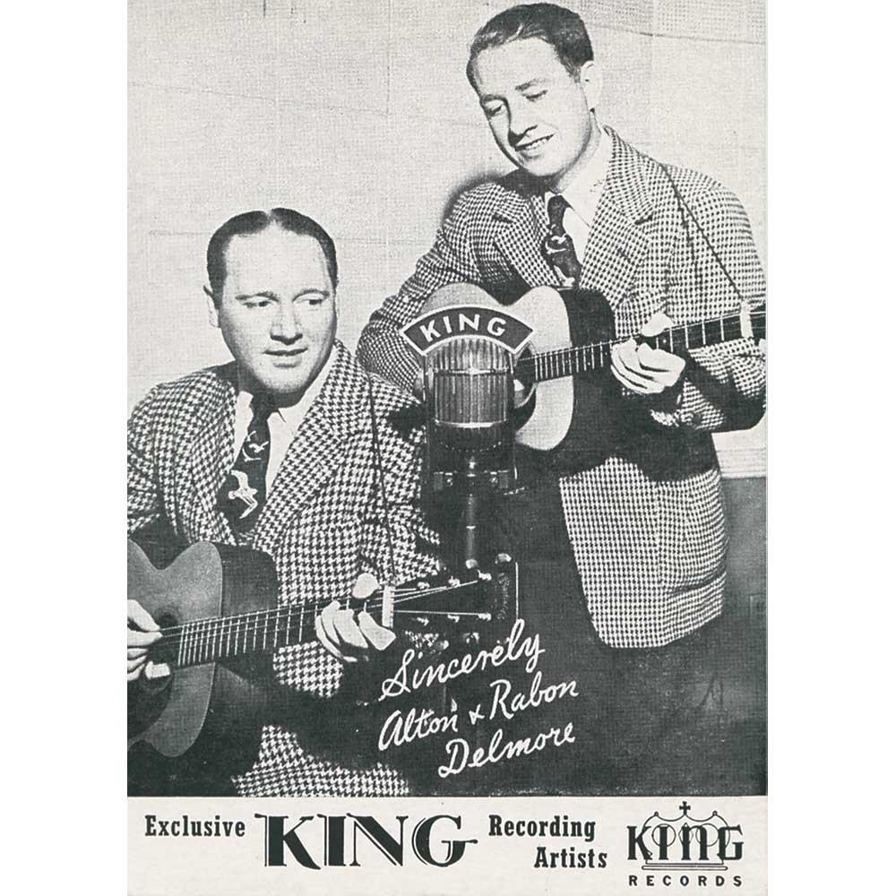 The Delmore Brothers: Alton and Rabon