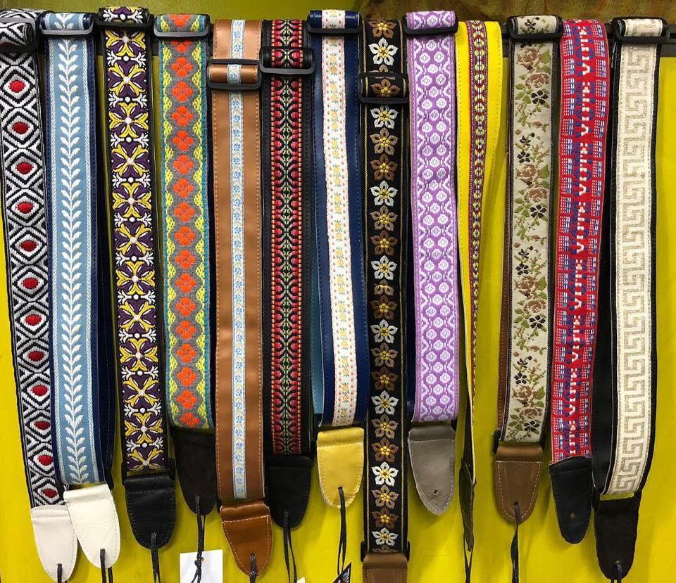 Helltown Workshop Guitar Straps