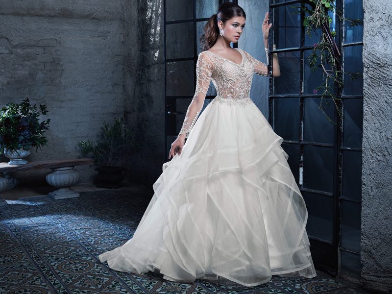 Amare Couture Bridal at Wine Country Bride Boutique | Designer Collection
