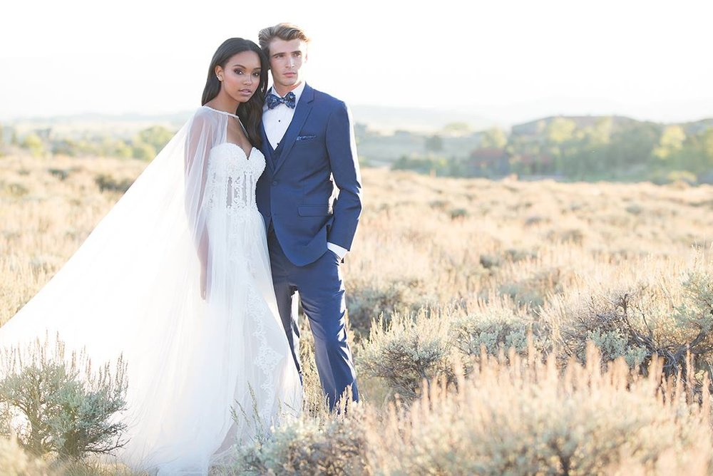 Allure Bridals Trunk Show at Wine Country Bride Boutique