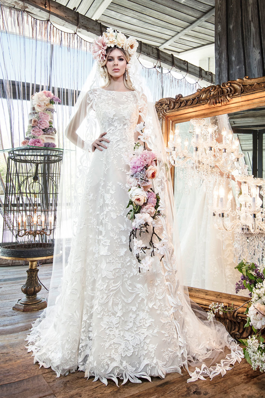 Yumi Katsura Couture Bridal trunk show