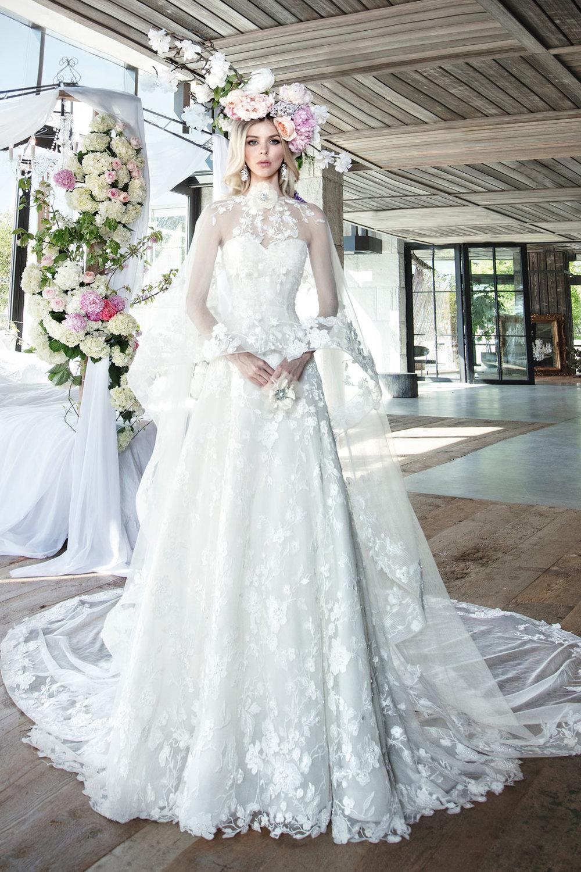 Yumi Katsura Couture Bridal Gown Trunk Show