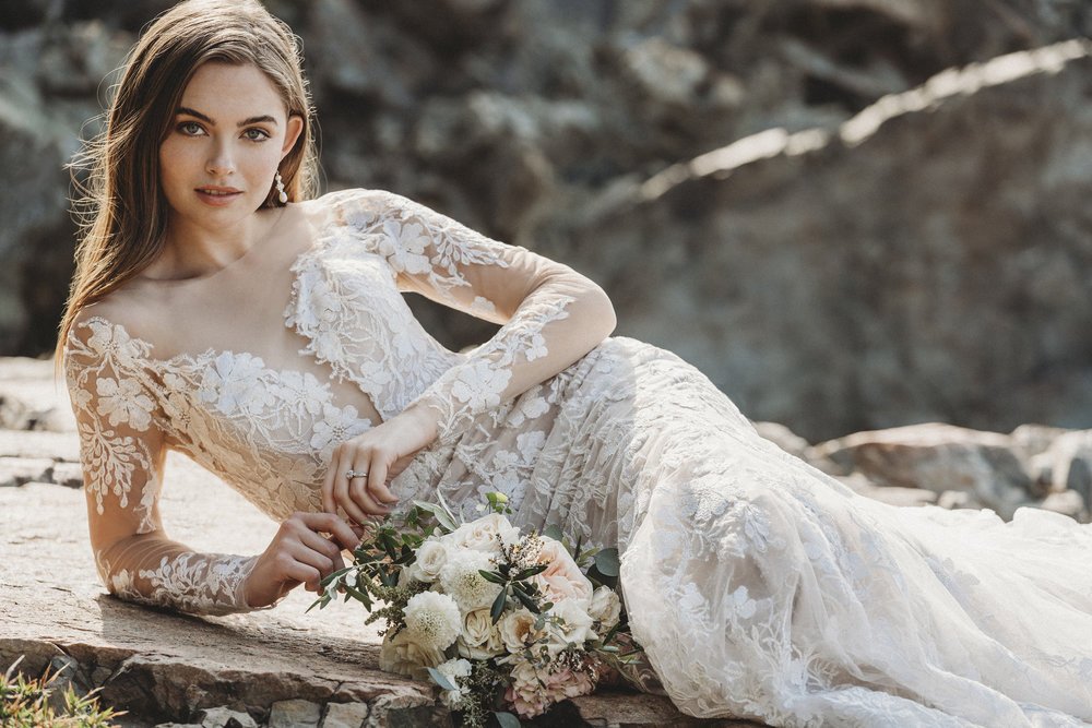 allure bridals trunk show in Santa Rosa