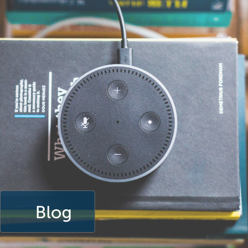 "Blog: ""Hey Alexa - what comes next...?"""